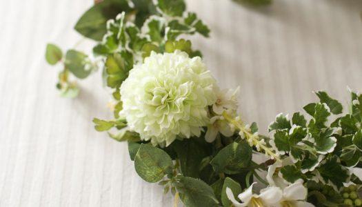 アレンジメント メーガン妃に学ぶ失敗しないお供えの花の贈り方